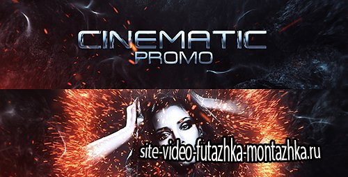 Cinematic Promo - Project for After Effects (Videohive)
