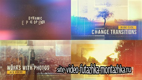 Dynamic Epic Opener 19241415 - Project for After Effects (Videohive)