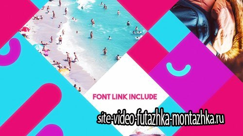 Simple Colorful Opener - Project for After Effects (Videohive)