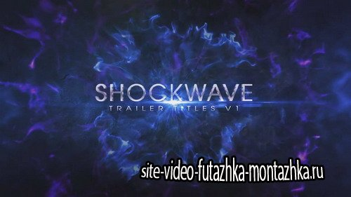 Shockwave Trailer Titles v1 - After Effects Template