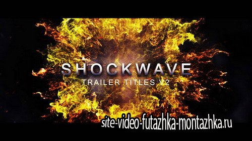 Shockwave Trailer Titles v2 - After Effects Template