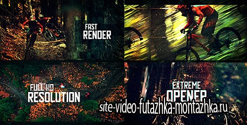 Extreme Opener - Project for After Effects (Videohive)