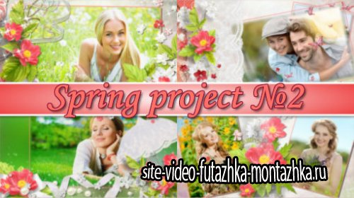 Spring project №2 - project for ProShow Producer