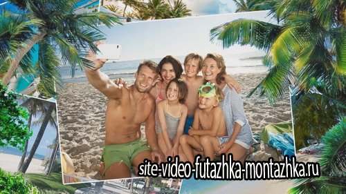 Проект ProShow Producer - Family Vacation 2