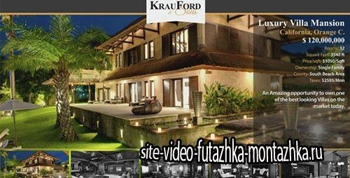 Real Estate Slideshow KIT - Project for After Effects (Videohive)
