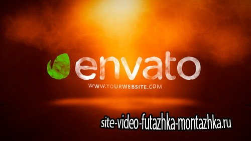 Videohive: Fire Logo Intro - Project for After Effects