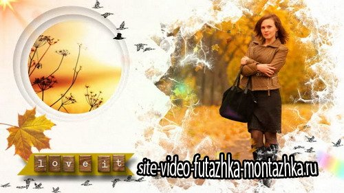 Проект ProShow Producer - Autumnal Slideshow