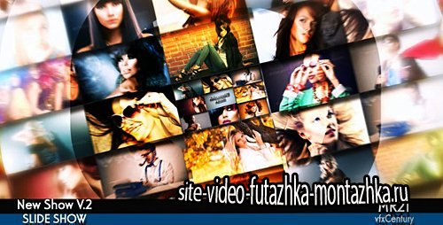 New Show v.2 - Project for After Effects (Videohive)