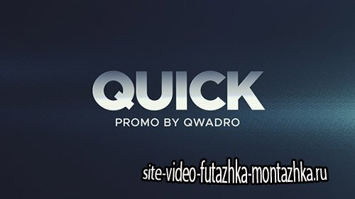 Quick Promo 19449373 - Project for After Effects (Videohive)