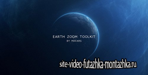 Earth Zoom Toolkit - Project for After Effects (Videohive)