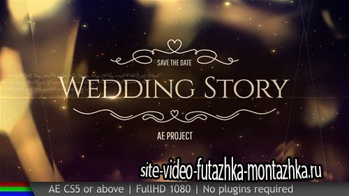 Wedding Pack 19832552 - Project for After Effects (Videohive)