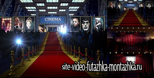 Red Carpet-3 - Project for After Effects (Videohive)