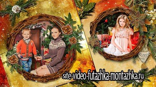 Рождественский проект и стили  для ProShow Producer (1часть)