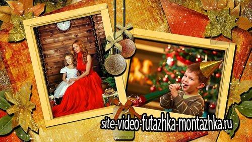 Рождественский проект и стили  для ProShow Producer (2часть)