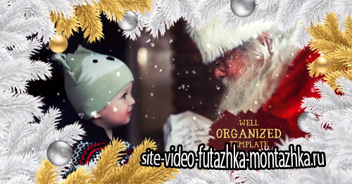 Magic Christmas Slideshow 52474 - After Effects Templates