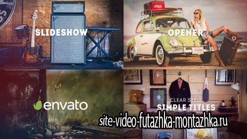 The Slideshow 20794122 - Project for After Effects (Videohive)