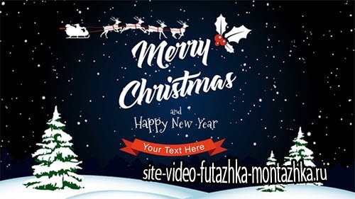 Christmas 20940277 - Project for After Effects (Videohive)