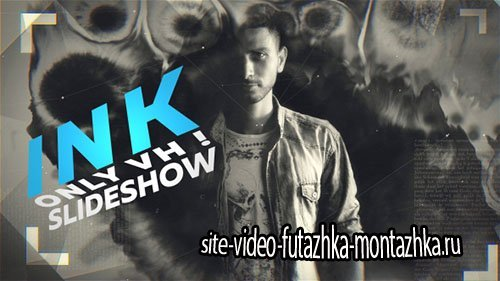 Ink Slideshow 19504758 - Project for After Effects (Videohive)