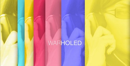 Warholed - Project for After Effects (Videohive)