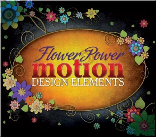 Flower Power Motion Design Elements