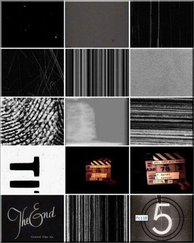 Artbeats Film Clutter - Дефекты кинопленки