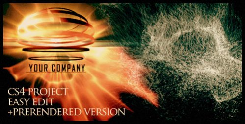 Fire&Ice - Project for After Effects (VideoHive)