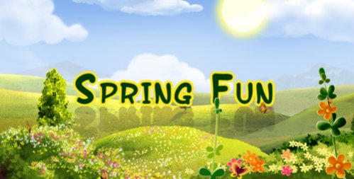 Spring Fun - Project for After Effects (VideoHive)