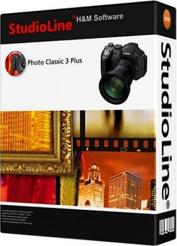 StudioLine Photo Classic Plus 3.70.56.0 ENG