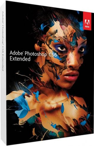 Adobe Photoshop CS6 Extended 13.1.2 Extended RePack by JFK2005 (30.04.2013/RUS/ENG/UKR)