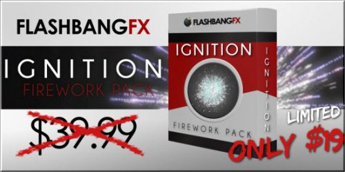 FlashBangFX Ignition Fireworks 19 Pack