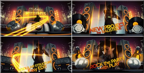 Videohive - Play: Club / Party Promo