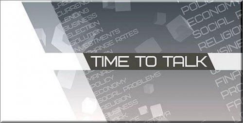 Time to talk (Broadcast Pack) - Project for After Effects (VideoHive)