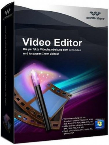 Wondershare Video Editor 3.1.2.4 Final + Rus