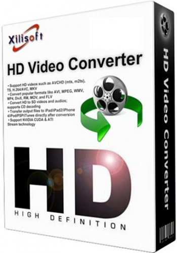 Xilisoft HD Video Converter 7.7.2 Build 20130529 ML/RUS