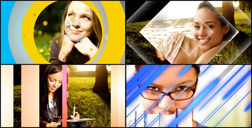VideoHive Transitions Pack 03 (Motion Graphics)