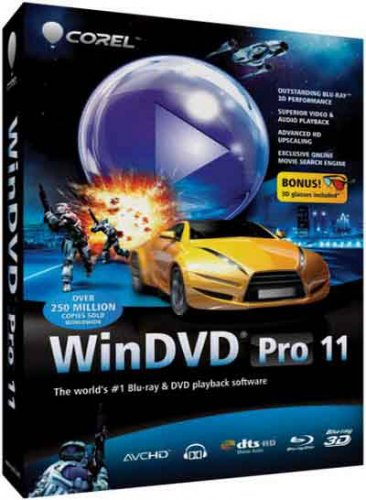 Corel WinDVD Pro 11.5.1.3.300902 (2013/MUL/RUS)
