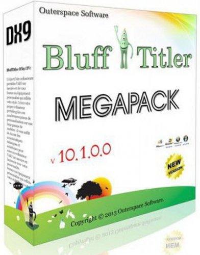BluffTitler DX9 iTV v 10.1.0.0 MegaPack