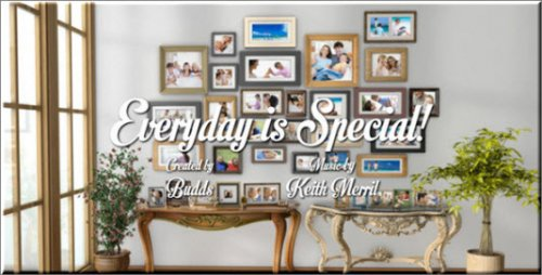 Videohive -Everyday is Special