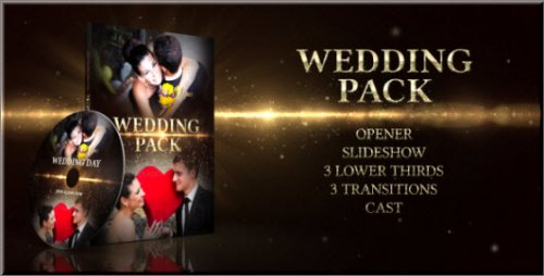 After Effects Project Videohive -  Wedding Pack