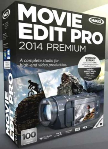 MAGIX Movie Edit Pro 2014 Premium 13.0.1.4 + Content Pack (2013/ENG)