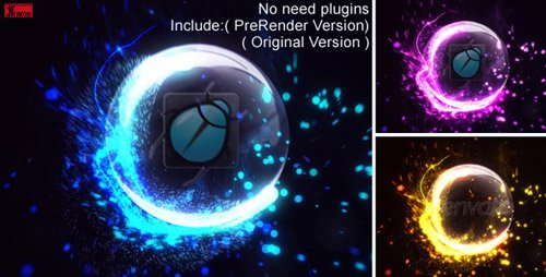 Impact Particles Reveal - Project for After Effects (Videohive)