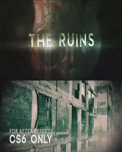 The Ruins - After Effects Template