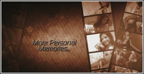 VideoHive Personal Memories - Image/video Presentation