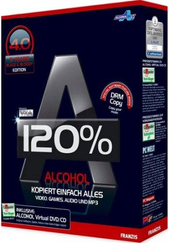 Alcohol 120% 2.0.2.5629 Final (ML/RUS/2013)