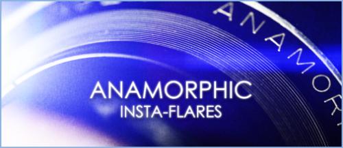 Anamorphic Insta-Flares Pack