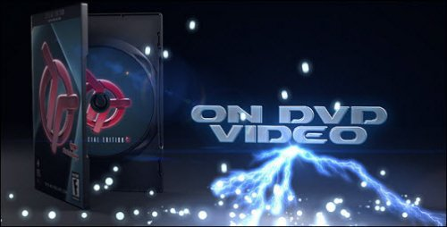 After Effect Project - DVD Case Advertisement