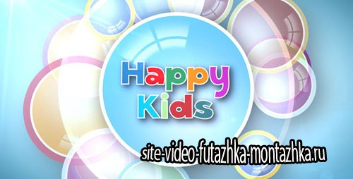 Happy Kids Opener - Project for After Effects (Videohive)