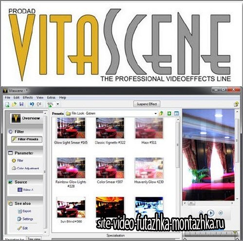 ProDAD VitaScene 2.0.220 (Win64)