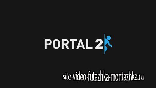Portal 2 Typography - Project for After Effects