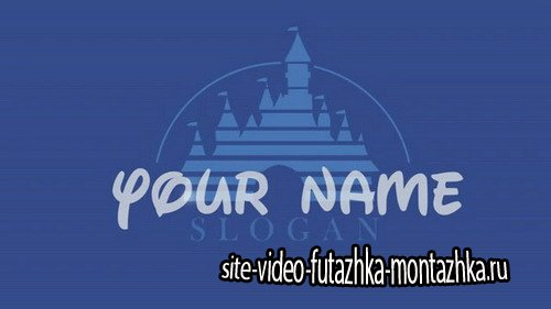 Disney Intro - After Effects Template